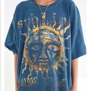 NWT. Sublime Urban Outfitters tee. one size